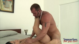 Max Blake in Straight Porn Made for Gay Men