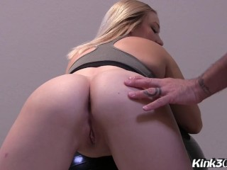 blonde porn star daisy lynne gets her ass eaten by alex ace