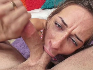 All Sex Pron Hot Teen Cassidy Klein Gives A Sloppy Blowjob, Big Dick Brunette Blowjob