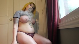 Chubby Vape Slut