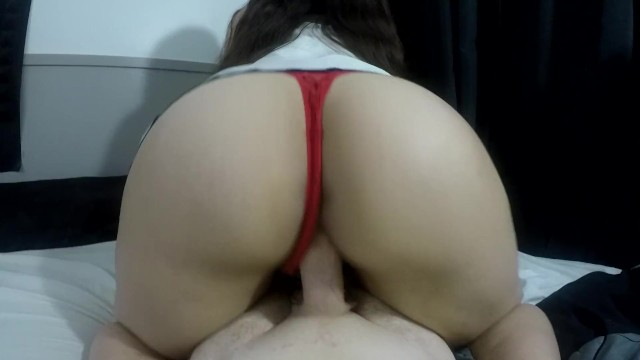 Amateur Reverse Cowgirl Pawg