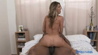 Black tara squirts docean creampied dick by ashley and skinny creampie