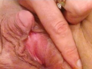 Ruined Orgasms with my big clit