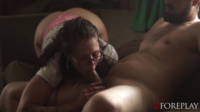 Bust In Her Mouth - LJFOREPLAY