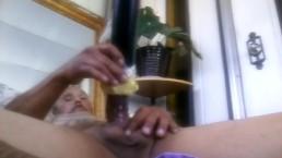Part2 meth smoking penis pump cumshot