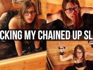Chained Up Like A Slut Surprised Fuck