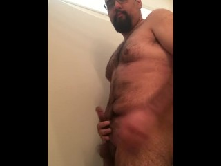 Home shot anal creampie