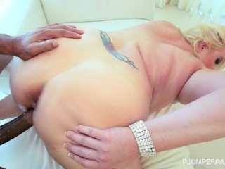Zoey Andrews gets bent over and fucked clip