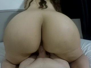 Austin taylor ass worship fantasstic reverse cowgirl ride with creampie ending pov ride best amat