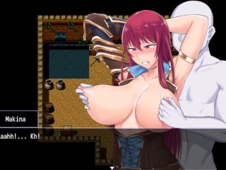 MAKINA #1 – FALLEN ~MAKINA AND THE CITY OF RUINS~ – HENTAI / ANIME / GAME