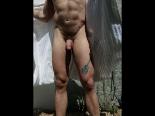Jay Austin Outdoor Shower