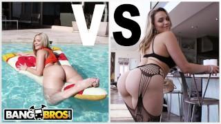 BANGBROS  -  PAWG之战以Alexis Texas和Mia Malkova为特色