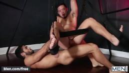 Men.com - Cooper Dang and Diego Sans - Please Disturb Part 2 - Drill My Hol
