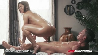 Abella Danger Big Butt Rubdown