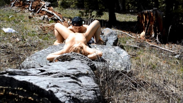 Nudist mountain climbing - Nude hiking and mountain sex