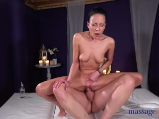 massage rooms hungarian big tits beauty abigail ash oil soaked and fucked