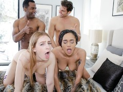 DaughterSwap - Hot Teens Share their step Dad Cocks