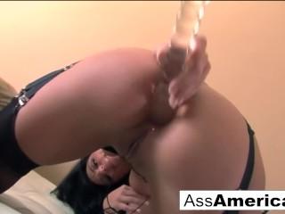 Deep in Katrina Kraven's ass