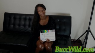 Ghetto Girl First Time ANAL.....BuccWild and Loyalty