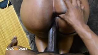 Fucking My Thick Ass Homegirl...Pussy Had My Toes Curling Lingerie doggystyle