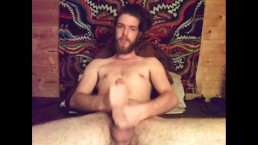 Young Guy Showing Off Cock