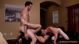 2 Boys Introduced Me To The Gay Game & Their Bareback Dicks!