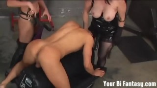 Bisexual Femdom And Strapon Domination Videos Futa cock