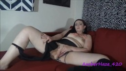 Ripping All My Clothes Off Makes Me Cum