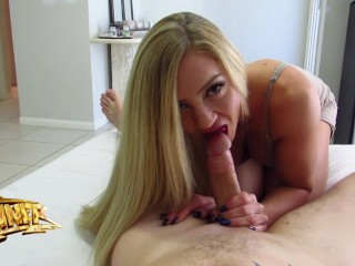 Big cock stretching mature pussy