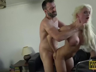 Amateur bondage milf