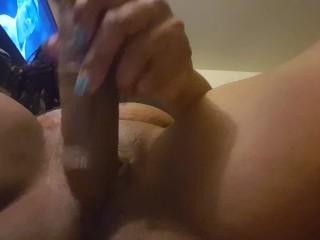 Vibrator On My Clit