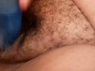 Light skin ebony solo masturbation pt2 creamy with sound