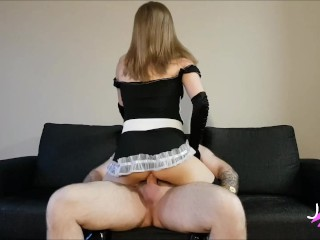 Julia X Maid to get Fucked