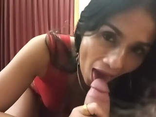 Awesome BJ 3 Camera View Asian MILF Cum in Mouth