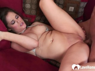 Teen vagina pics and video amazing babe loves his raging stiff shaft lovehomeporn butt amateur hom