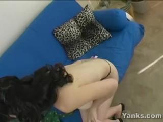 Yanks Natalie Minx Goes Deep