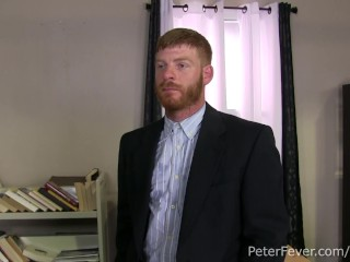 Preview 1 of Ginger CIA Stud Bennett Anthony Plows Lean Asian Levy Foxx, BLACK PANDA EP9