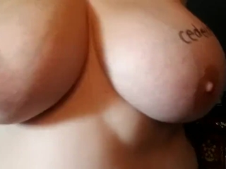 Preview 5 of Huge Natural Boobs! Titty Drop & Bouncing! Ladies of Cedeh - Purplezebra_