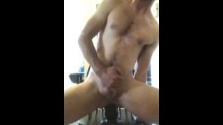 Pornofilme kostenlos - Dildofahrt Amateur-Fetisch-Solo-Männer-Webcam