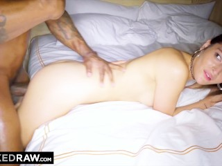 BLACKEDRAW Teen Fucks World's Biggest BBC to Get Back At Ex