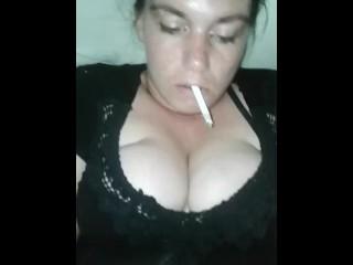 Smoking gets me wet