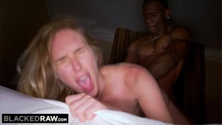 The biggest by girlfriend fucking her bbc world surprises bf blackedraw in style bone