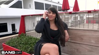 BANG Real MILFs - Latina Mercedes Carrera gives a sloppy bj  big ass point of view big tits bang real milfs outside bang mom public pov milf butt latina mother latin big boobs bangrealmilfs fake tits mercedes carrera