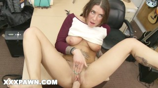 XXXPAWN - Felicity Feline Needs Money Quick