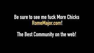 Black Bull Rome Major Pounds Ebony Mocha Menage From Behind! Ass eating