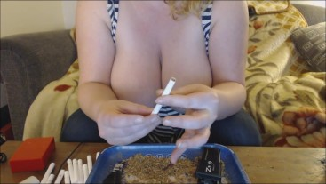 Topless Rolling Smokes