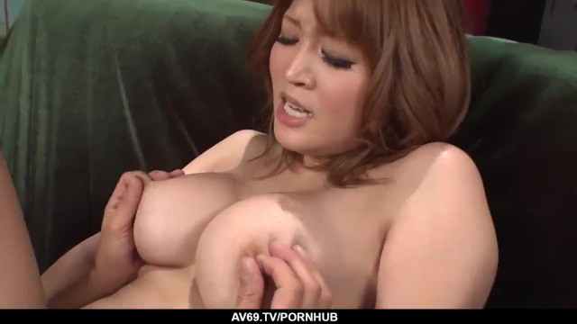 The perfect anal hardcore for sensual Yuki Touma— More at 69avs.com