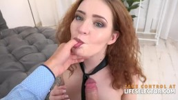 Shelley Bliss - RedHead Fucked in the ASS (POV)