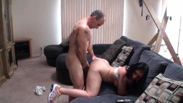 Horny step mom