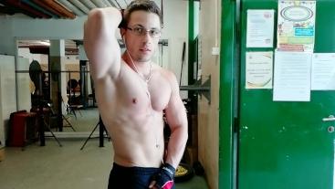 Ripped Bodybuilder